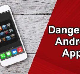Applicazioni pericolose