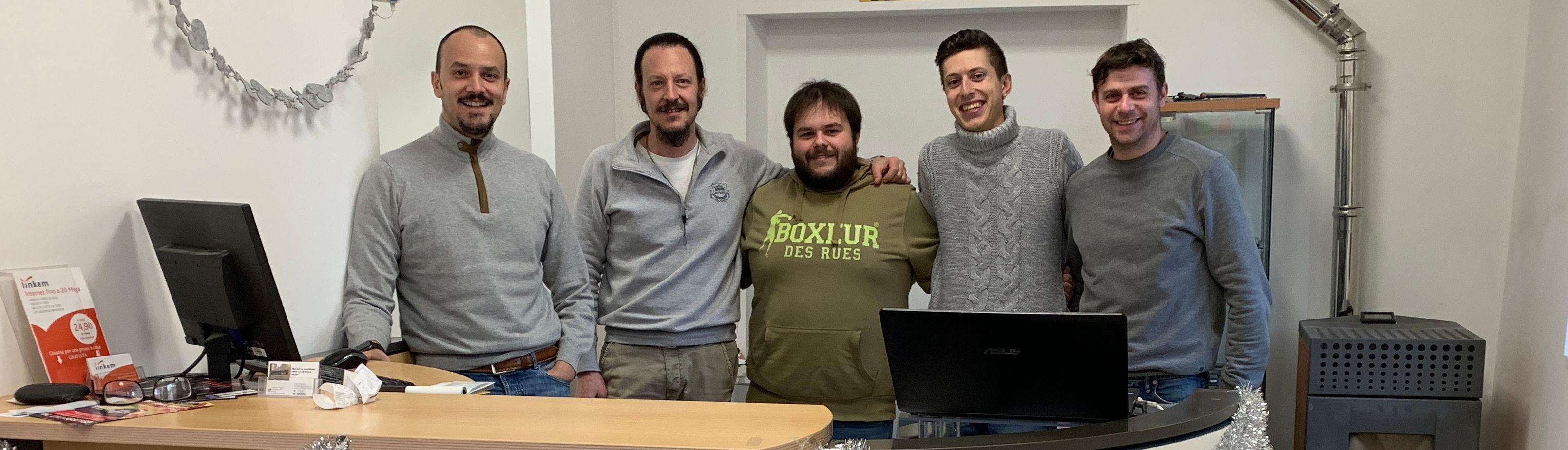 Foto gruppo 2018